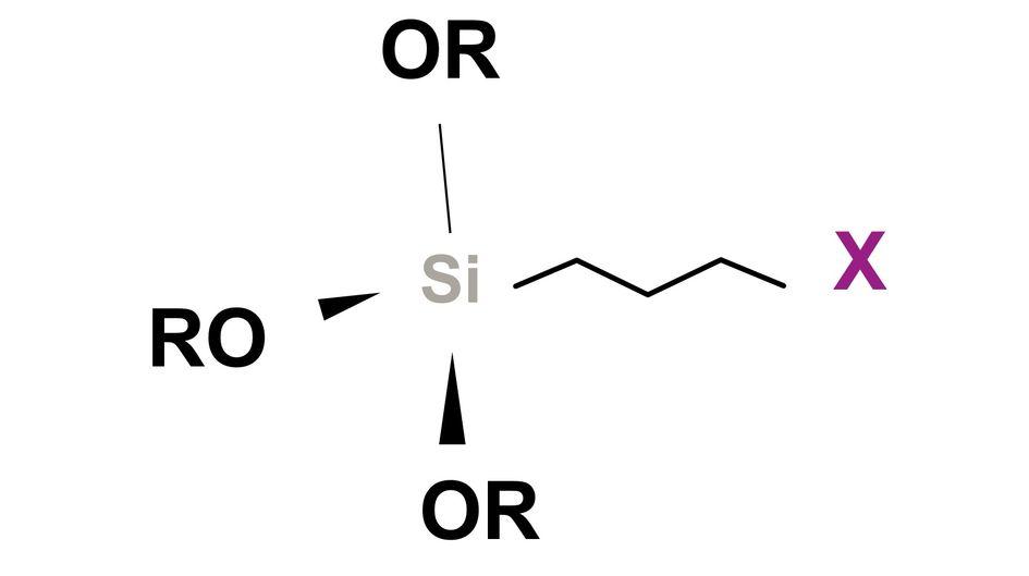 Simplificada estrutura química